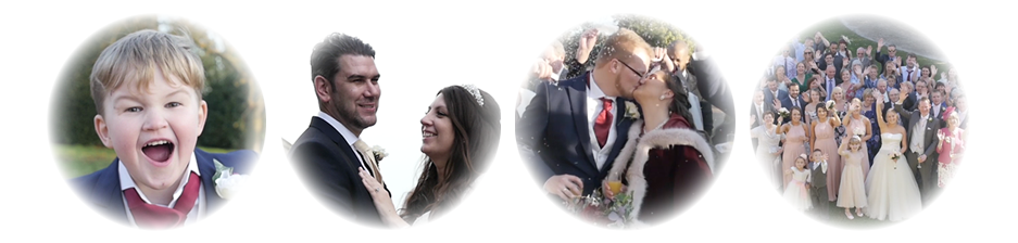 Derbyshire Wedding Film Video Banner
